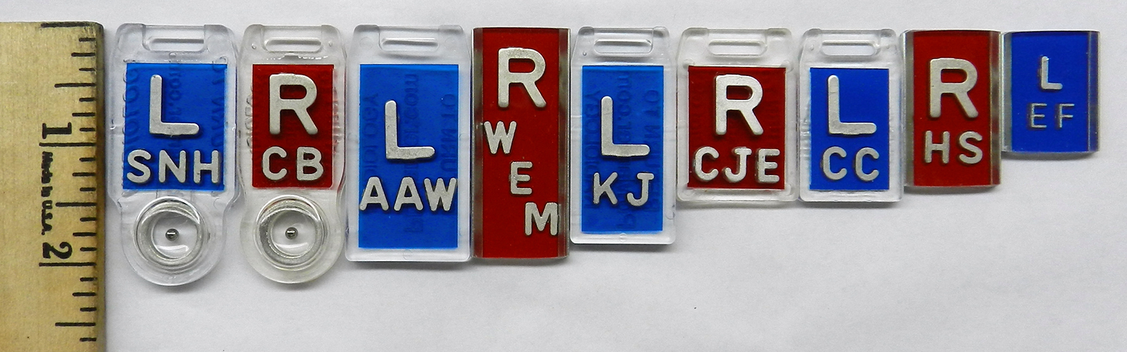 Personalized Markers